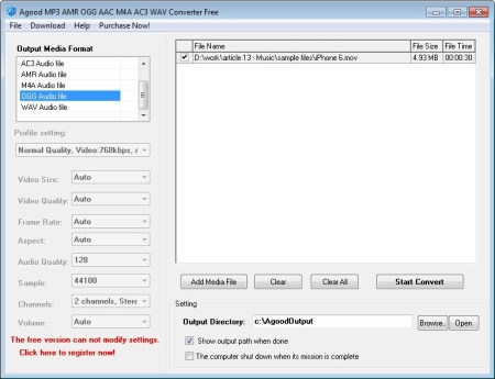wav mp4 converter online