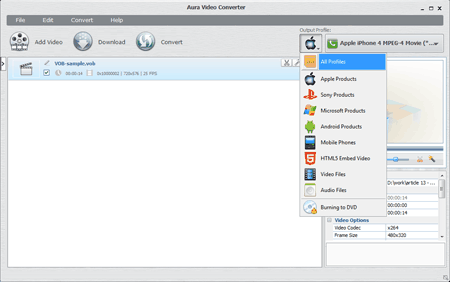 Download free dat to avi converter 1. 2. 1.