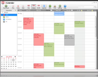 25 Best Free Calendar Software