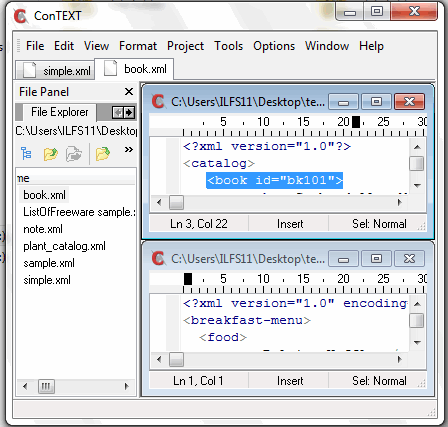 100 best free xml editor software for windows
