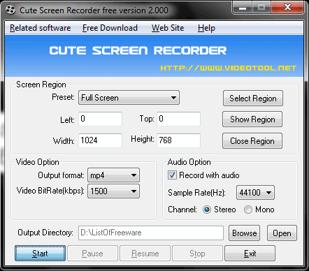Thundersoft screen recorder free edition 8. 3. 0 download.