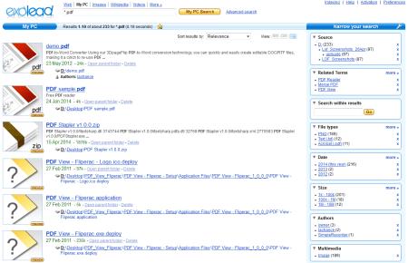 Exalead desktop 4. 6 download.