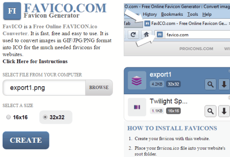 43 Best Free Online Favicon Makers