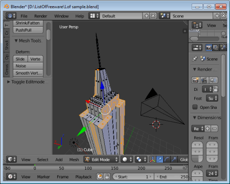 17 Best Free 3d Modeling Software For Windows