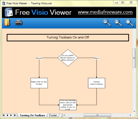 5 Best Free Visio Viewer Software For Windows