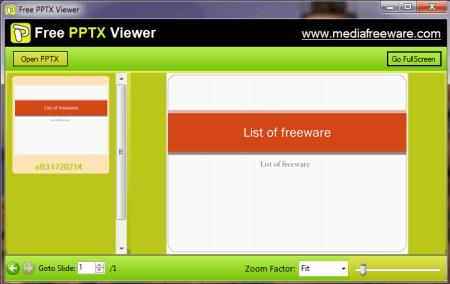 pptx viewer