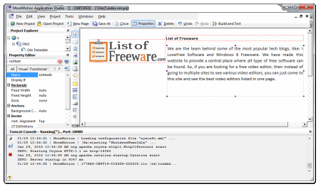 14 Best Free Wysiwyg Html Editing Software For Windows