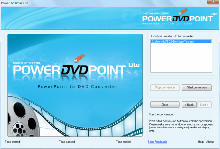 free download ppt to video converter software