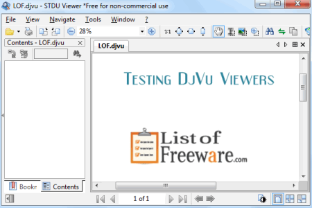 djvu reader for windows 8 free download
