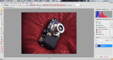Photography best software options for processing editing raw images