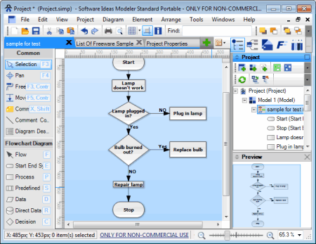 10 Best Free Flowchart Software For Windows