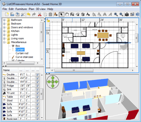 free 3d home design software reviews