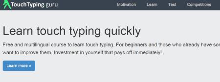 50 Best Free Online Typing Tutors