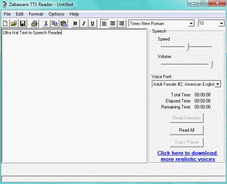 23 Best Free Text To Speech Software