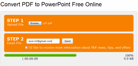 10 Best Free Online PDF To PPT Services