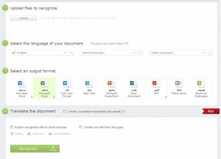 16 Best Free Online PDF To Excel Converters