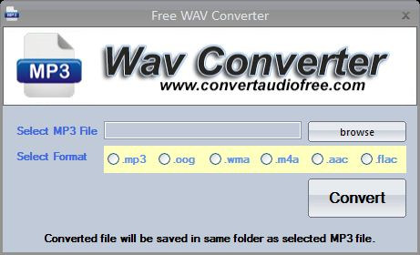 OGG WAV Converter - Free download and software reviews - CNET Download
