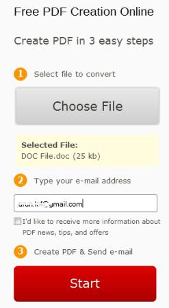 39 Best Free Online DOC To PDF Converter
