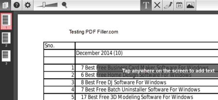 pdf filler free