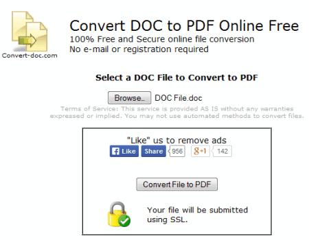 best free word doc to pdf converter