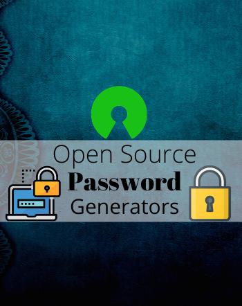 13 Best Free Open Source Password Generator Software For Windows
