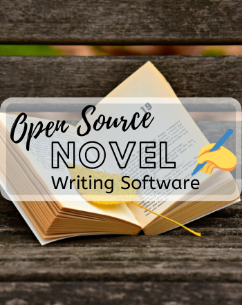 Best Free Open Source Novel Writing Software for Windows