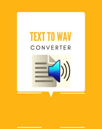 9 Best Free Text to WAV Converter Software For Windows