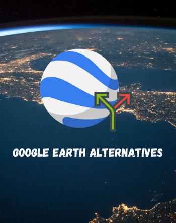 6 Best Free Google Earth Alternative Services
