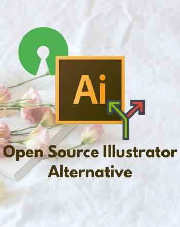 5 Best Free Open Source Illustrator Alternatives For Windows