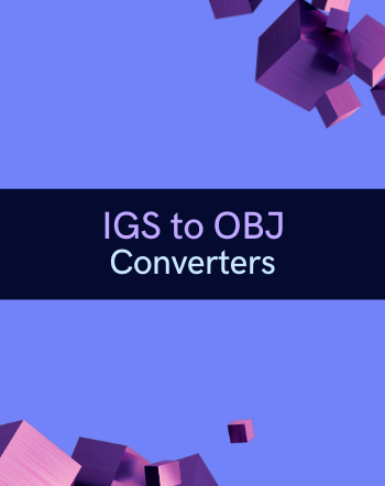 4 Best Free IGS to OBJ Converter Software for Windows