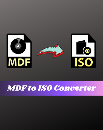 5 Best Free MDF to ISO Converter Software For Windows
