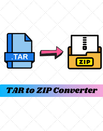 6 Best Free TAR to ZIP Converter Software For Windows