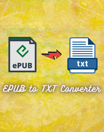 8 Best Free EPUB to TXT Converter Software For Windows