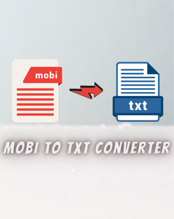 6 Best Free MOBI to TXT Converter Software For Windows