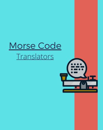 6 Best Free Morse Code Translator Software for Windows