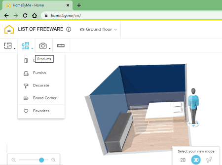 5 Best Free Online Interior Design Tool