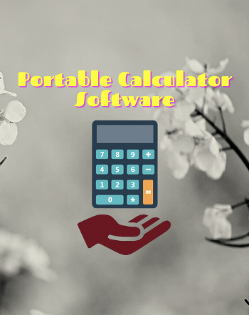 10 Best Free Portable Calculator Software For Windows