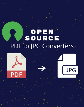 6 Best Free Open Source PDF to JPG Converter Software for Windows