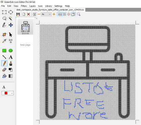 7 Best Free Open Source Icon Editor Software For Windows