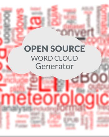 5 Best Free Open Source Word Cloud Generator Tools