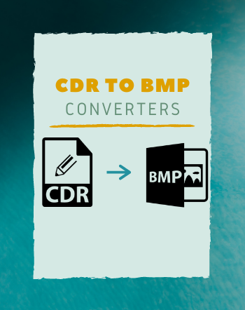5 Best Free CDR to BMP Converter Software for Windows