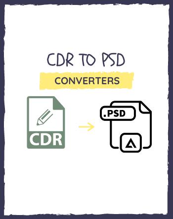 5 Best Free Online CDR to PSD Converter Websites