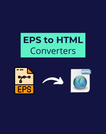 4 Best Free Online EPS to HTML Converter Websites