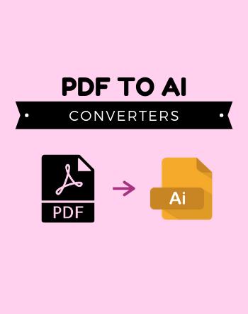 4 Best Free PDF to AI Converter Online Websites