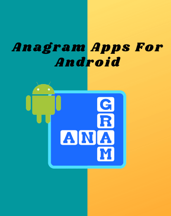 14 Best Free Anagram App For Android