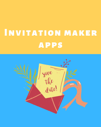 14 Free Invitation Maker Apps for Android