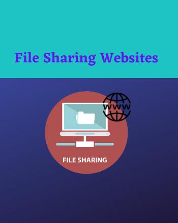 9 Best Free File Sharing Websites