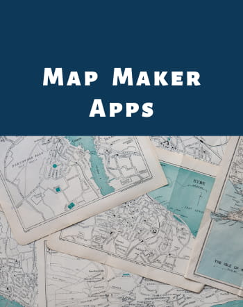 5 Free Map Maker Apps for Android