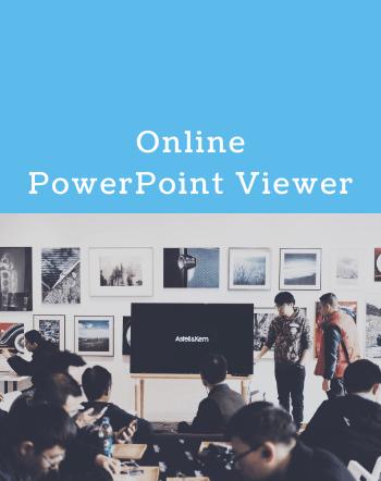 7 Free Online PowerPoint Viewer Websites