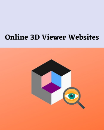 9 Best Free Online 3D Viewer Websites
